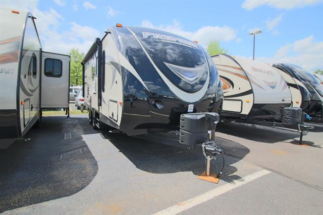 New 2016 Keystone Premier 22RB Travel Trailer For Sale