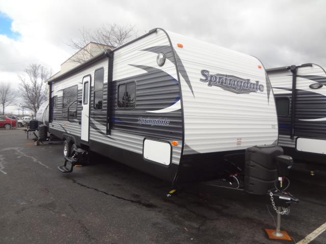 New 2015 Keystone Springdale 293RK Travel Trailer For Sale