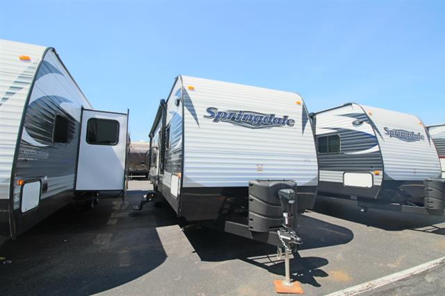 New 2016 Keystone Springdale 293RK Travel Trailer For Sale