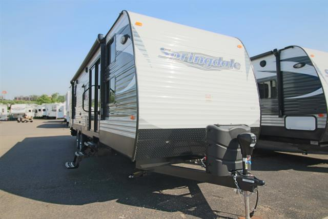 New 2016 Keystone Springdale 38BH Travel Trailer For Sale