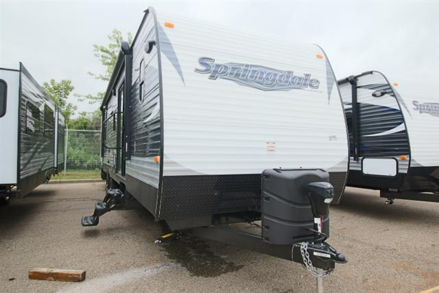 New 2016 Keystone Springdale 38FL Travel Trailer For Sale
