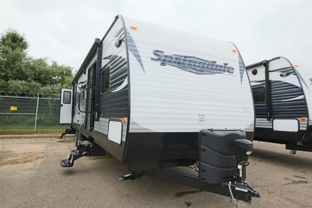 New 2016 Keystone Springdale 38FQ Travel Trailer For Sale
