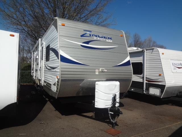 Used 2012 CROSSROADS RV Zinger 27RL Travel Trailer For Sale