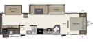New 2015 Keystone Summerland 3030BHGS Travel Trailer For Sale