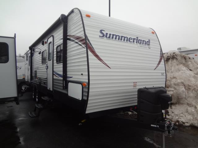 New 2015 Keystone Summerland 3030BHGS Travel Trailer For Sale