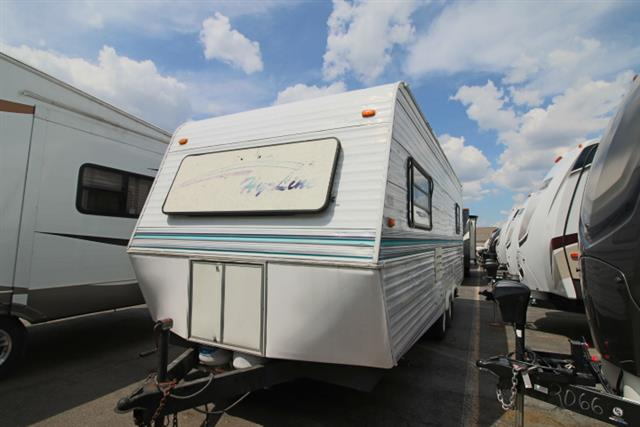 Used 1999 HY-LINE ENTERPRISE Hy-line 25 Travel Trailer For Sale