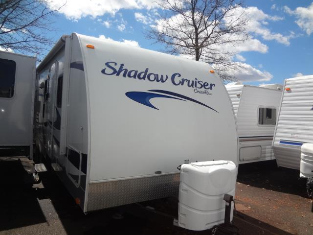 Used 2012 Shadow Shadow Cruiser 260BHS Travel Trailer For Sale