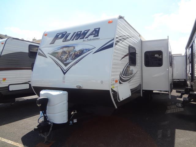 2015 Palomino Puma