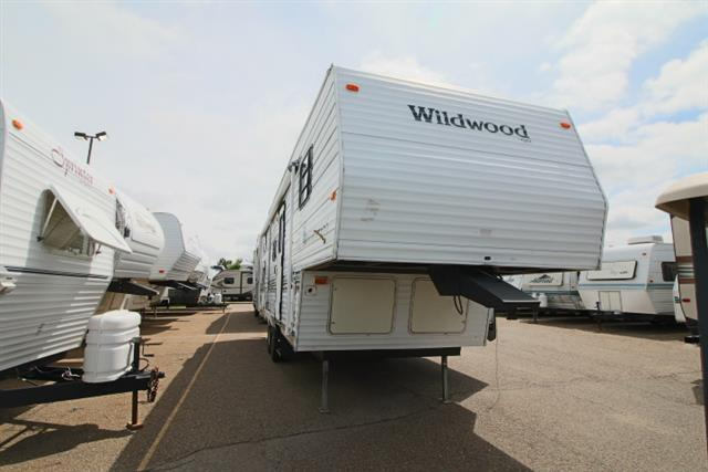 2001 Wildwood Rv Wildwood