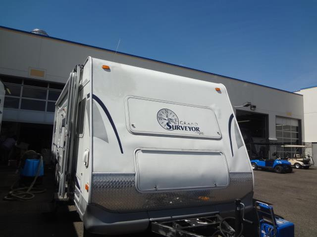 Used 2004 Forest River Grand Surveyor GS272 Travel Trailer For Sale