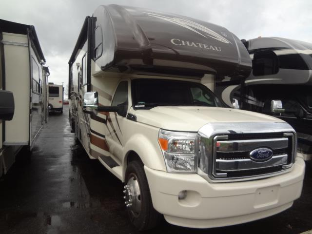 Used 2014 Chateau Chateau 33SW Class C For Sale