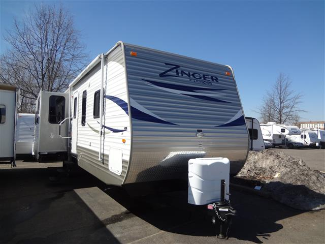 Used 2013 CROSSROADS RV Zinger 32RE Travel Trailer For Sale