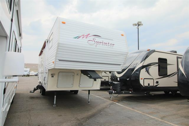 Used 1999 Keystone Sprinter 265FWRK Fifth Wheel For Sale