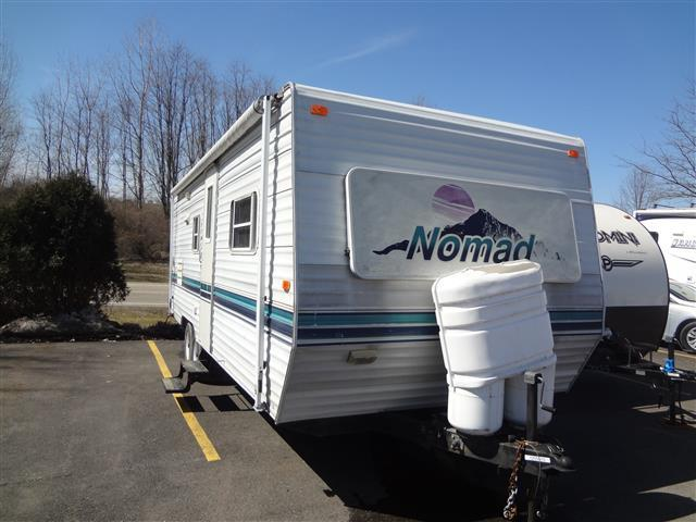 Used 2000 Nomad Nomad 26 Travel Trailer For Sale