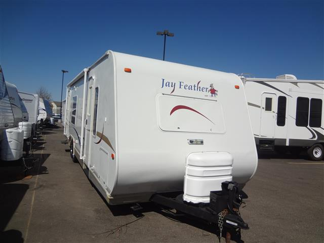 Used 2006 Jayco Jayco 31 Travel Trailer For Sale