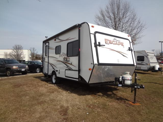 Used 2014 KZ Spree E18RBT Travel Trailer For Sale