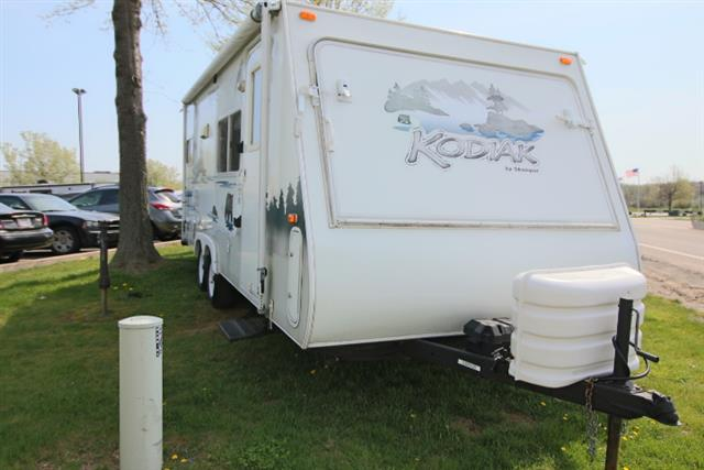 Used 2005 Dutchmen Kodiak K23 SKAMPER Hybrid Travel Trailer For Sale