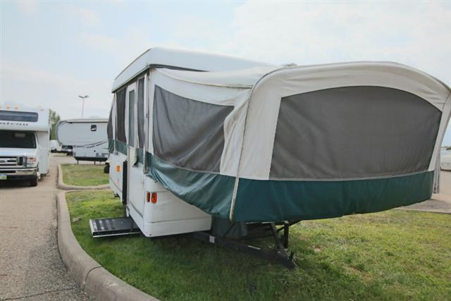 Used 2001 Coleman Coleman SEAPINE 10 Pop Up For Sale