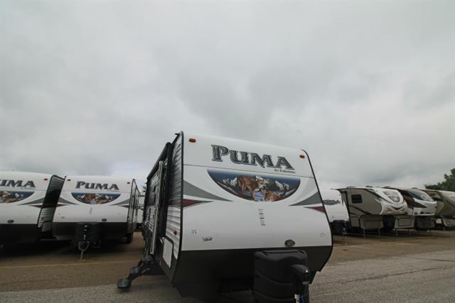 New 2016 Forest River Puma 29QBSS Travel Trailer For Sale