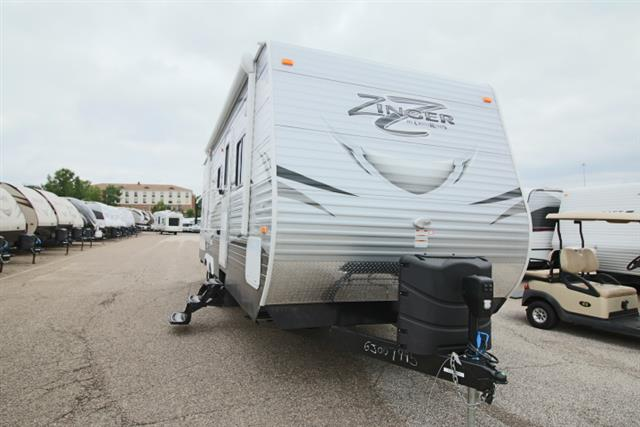 New 2016 Crossroads Zinger 25RB Travel Trailer For Sale