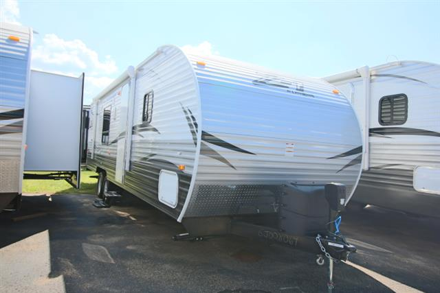 New 2016 Crossroads Z-1 278RR Travel Trailer Toyhauler For Sale