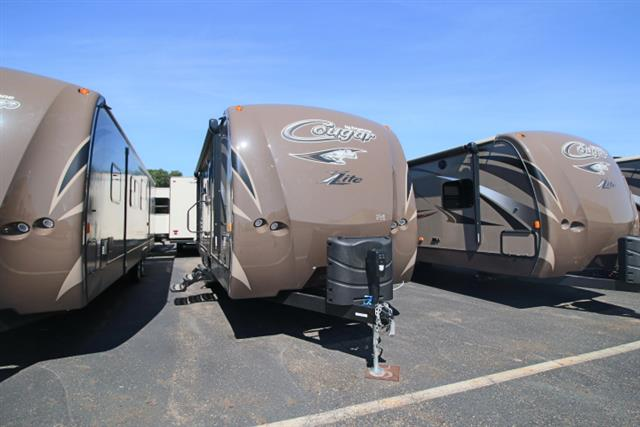 New 2016 Keystone Cougar 25RDB Travel Trailer For Sale
