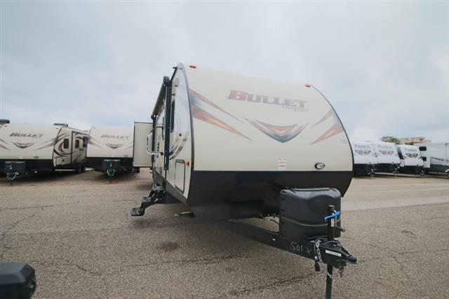 New 2016 Keystone Bullet 335BHS Travel Trailer For Sale