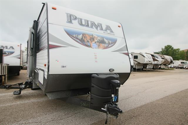 New 2016 Forest River Puma 25RBSS Travel Trailer For Sale