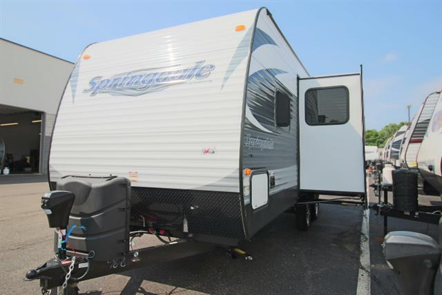 New 2016 Keystone Springdale 225RB Travel Trailer For Sale