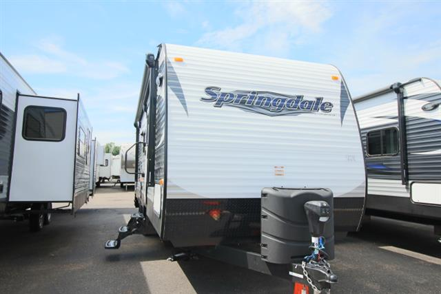 New 2016 Keystone Springdale 282BH Travel Trailer For Sale