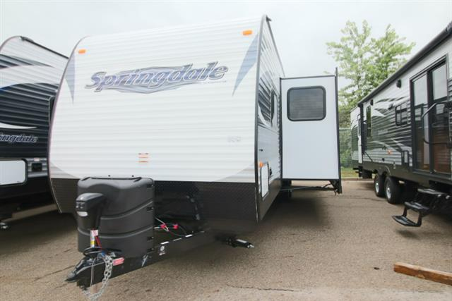 New 2016 Keystone Springdale 303BH Travel Trailer For Sale