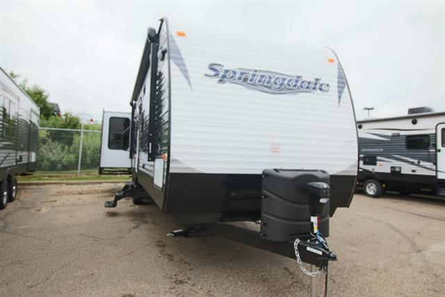 New 2016 Keystone Springdale 311RE Travel Trailer For Sale