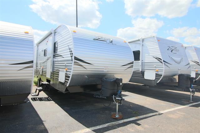 New 2016 Crossroads Z-1 272BH Travel Trailer For Sale