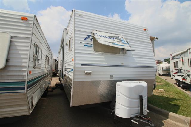 Used 2006 Skyline Skyline 3260 NOMAD Travel Trailer For Sale