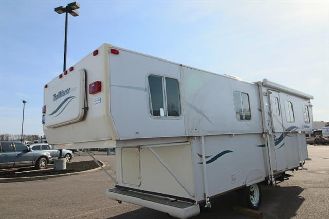 Used 2005 Trailmanor Trail Manor 2720 Travel Trailer For Sale