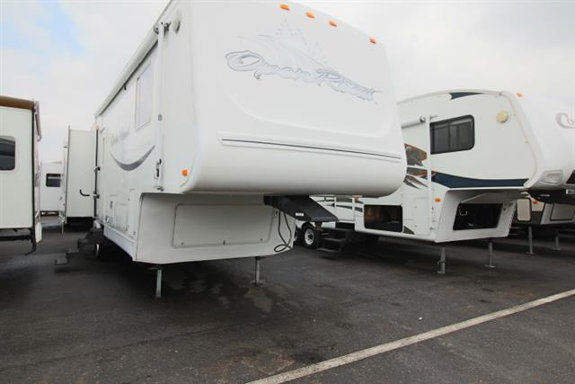 Used 2004 Open Road Open Road 357RLDS Fifth Wheel For Sale