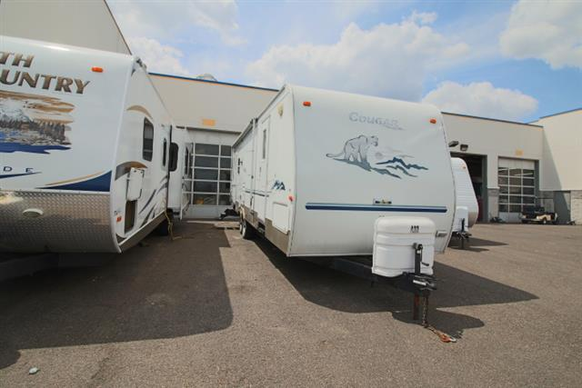Used 2004 Keystone Cougar 294RLS Travel Trailer For Sale