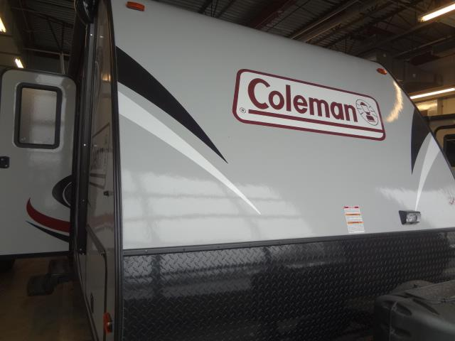 New 2015 Coleman Coleman CTU249RB Travel Trailer For Sale