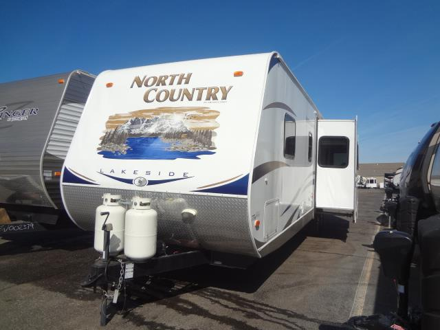 Used 2011 NORTH COUNTRY North Country 291RKS Travel Trailer For Sale