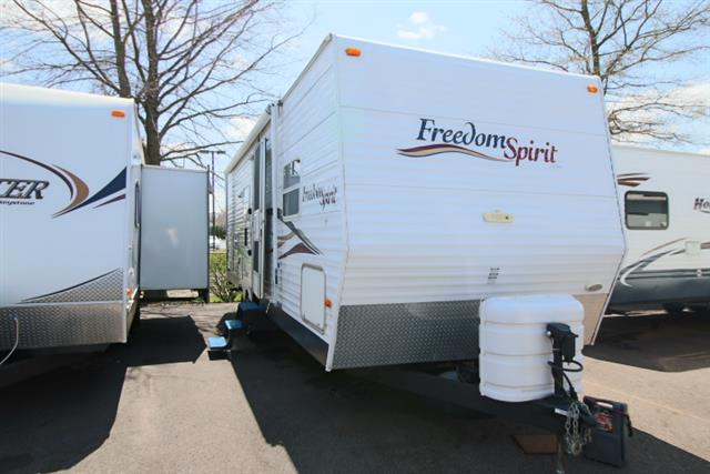 Used 2007 Dutchmen Freedom Spirit FS260FDSL Travel Trailer For Sale