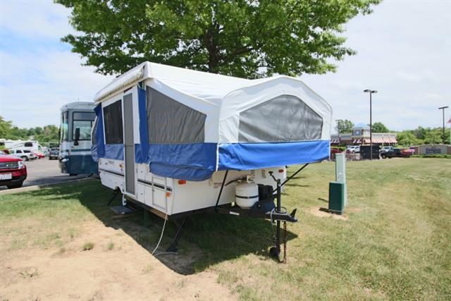 Used 2005 Flagstaff Flagstaff 206ST Pop Up For Sale