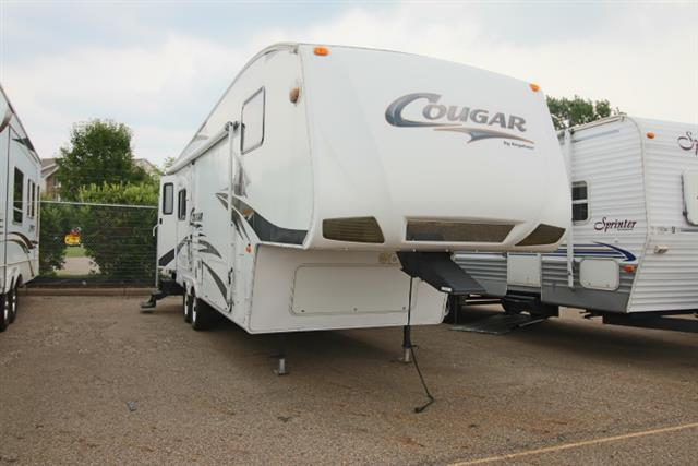 Used 2009 Keystone Cougar 291 Fifth Wheel For Sale