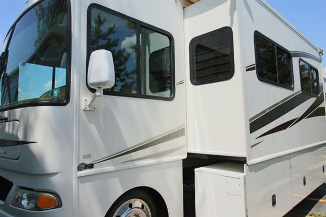 Used 2007 Coachmen Coachmen 39A SIERRA Class A - Gas For Sale