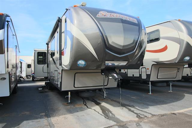 New 2016 Keystone Sprinter 347FWLFT Fifth Wheel For Sale