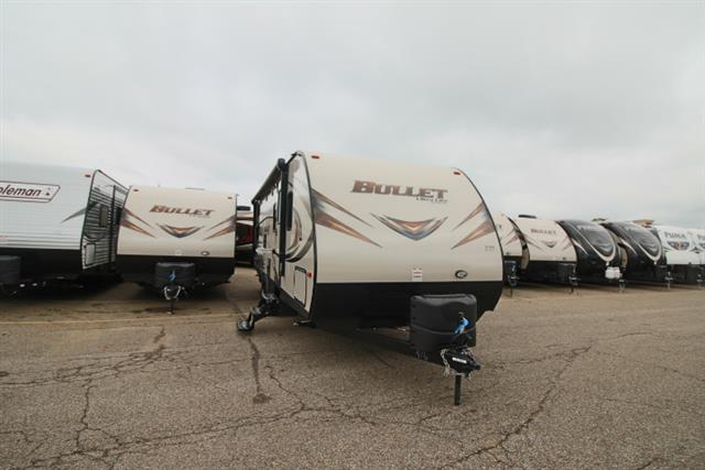 New 2016 Keystone Bullet 274BHS Travel Trailer For Sale