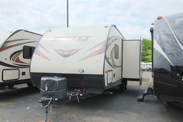 New 2016 Keystone Bullet 248RKS Travel Trailer For Sale