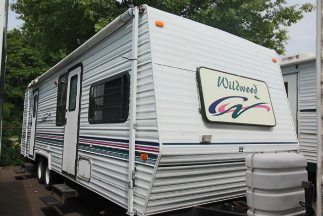 Fantastic 2000 Jayco Kiwi 21C Travel Trailer For Sale In Detroit Lakes