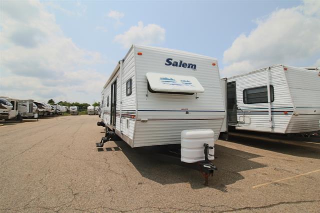 Used 2002 Salem Salem SMT38FKDS Travel Trailer For Sale
