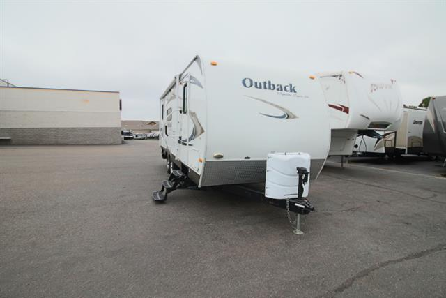 Used 2010 Outback Outback 250RS Travel Trailer For Sale