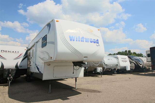 2008 Wildwood Rv Wildwood